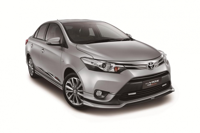 New Toyota Vios - Tampil Kian Stylish dan Sporty